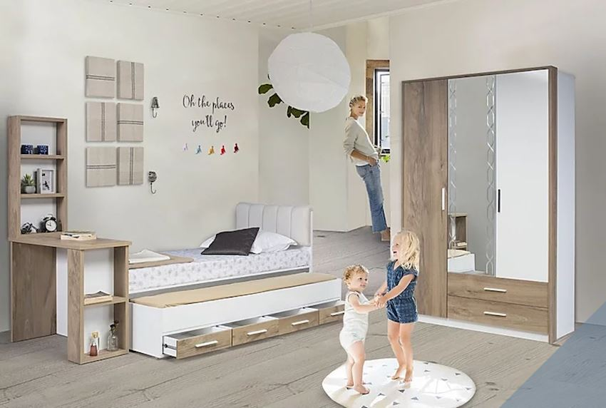 YOUNG ROOMS Bedroom Sets Flora