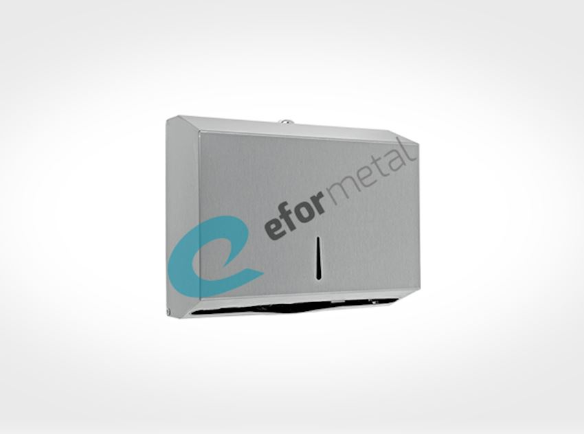 Z Fold Towel Holder Dispenser