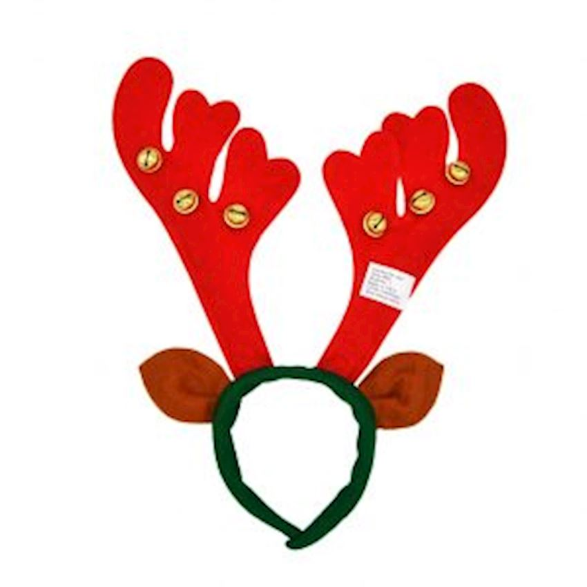 Zilli Antlers Christmas Party Crown Christmas Decoration Supplies